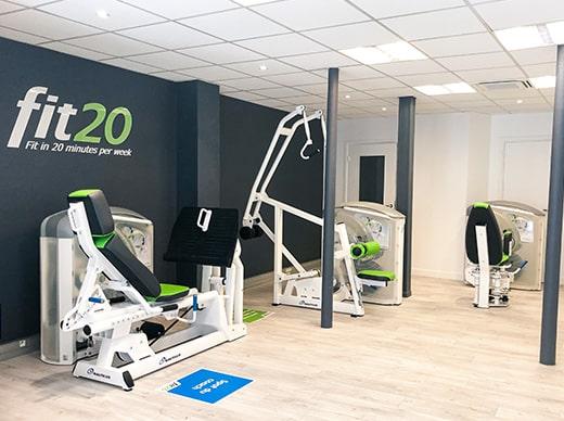 fit20 studio paris